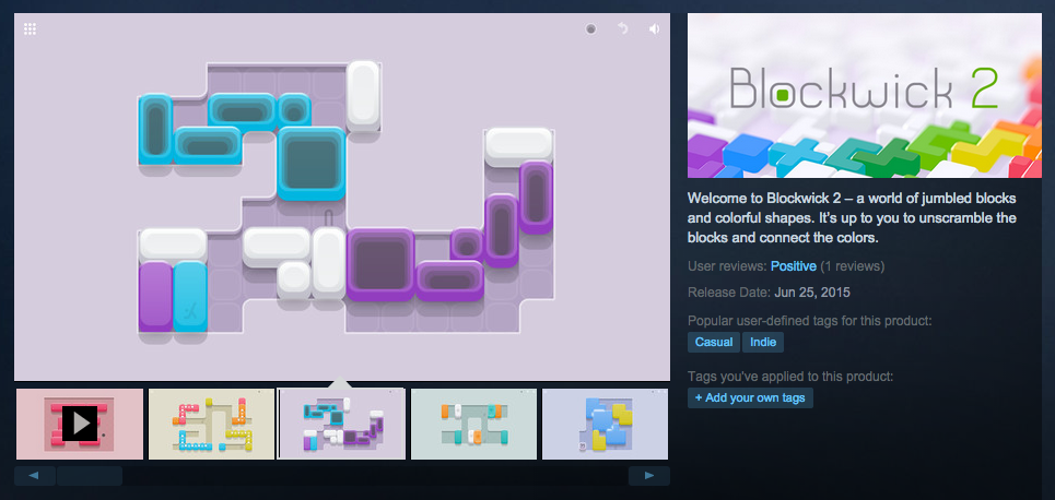 Blockwick 2 on Steam